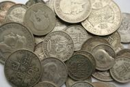 Collection of Pre 1947 Silver Coins
