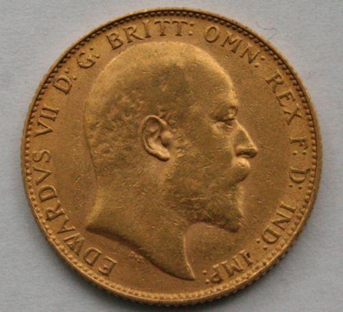 British Full Sovereigns