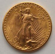 US $20 St. Gaudens 1927